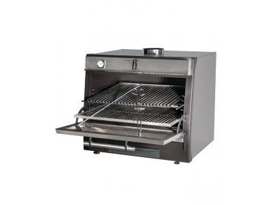 Four barbecue professionnel