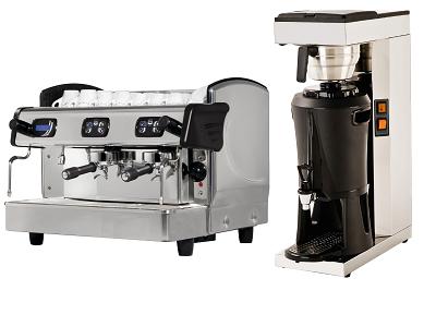 Cafetière, machine expresso bar café