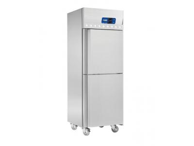 Armoire mixte frigo et congélateur pour snack et sandwiches