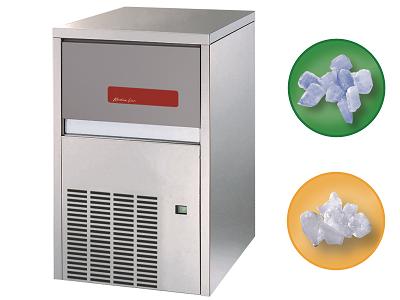 Machine à glace paillette et glace granulée