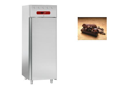Armoire froide de conservation et stockage chocolat
